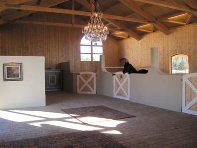 Beautiful Barn Lighting Stable Style