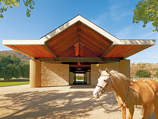 On the market stone canyon ranch stable style for Farm style homes for sale