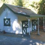 An Adorable Two Stall Barn