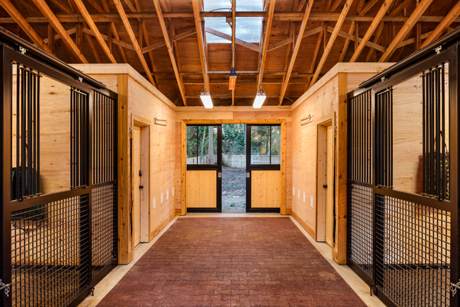 Astonishing A Two Stall Barn Designed With The Horse In Mind Stable Style Download Free Architecture Designs Scobabritishbridgeorg