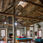 A Neglected Barn is Turned into a Family Entertainment Center